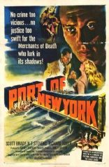 Port of New York 1949 DVD - Scott Brady / Richard Rober